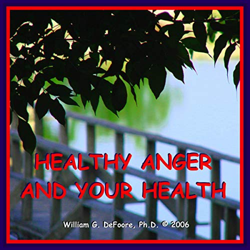 Healthy Anger & Your Health cover art