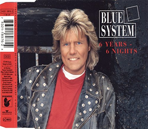 6 years, 6 nights (4 versions, 1994)