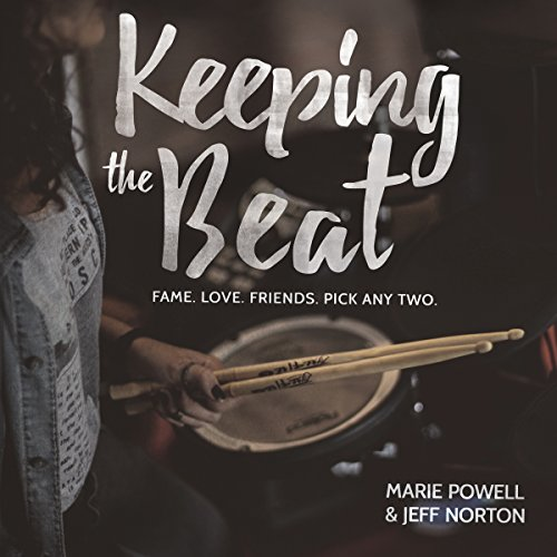Keeping the Beat audiobook cover art