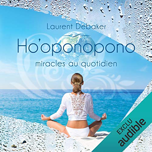 Ho'oponopono audiobook cover art