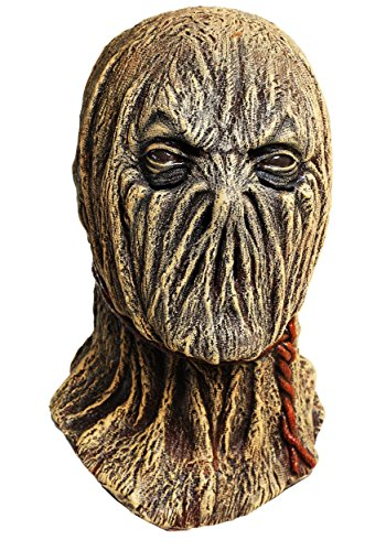Fun Costumes Adult Scary Scarecrow Maske - ST