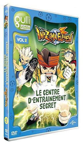 Inazuma Eleven-Vol. 2-Le Centre d'entraînement Secret
