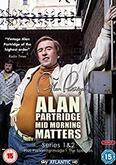 Alan Partridge: Mid Morning Matters - Series 1 & 2