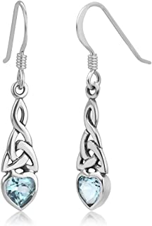 extraordinary jewelry Dangle Earrings Wearable Art Jewelry Drop earrings Art Jewelry quality jewelry Heart Shaped Earrings
