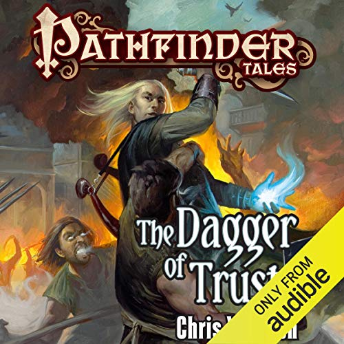 The Dagger of Trust Titelbild
