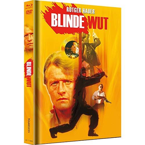 Blinde Wut - Limited Uncut Mediabook Edition Cover B Original - DVD - Blu-ray