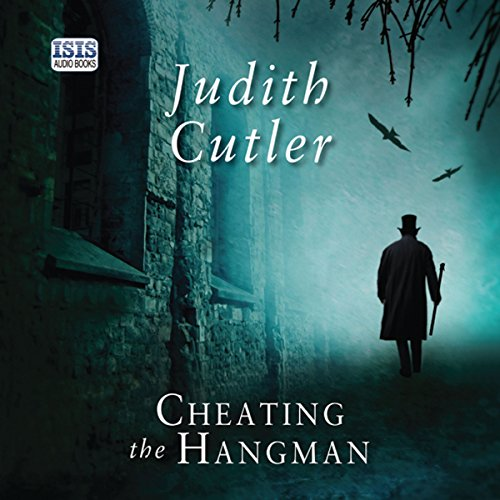 Cheating the Hangman audiobook cover art