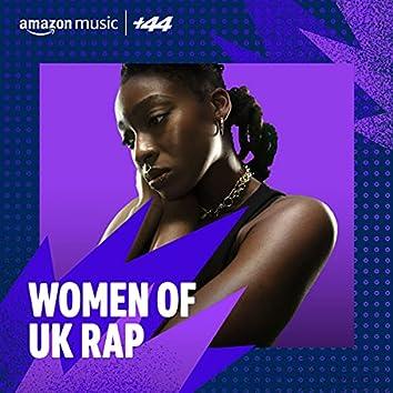 Women of UK Rap