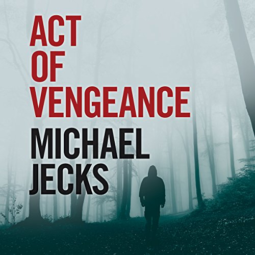 Act of Vengeance audiobook cover art