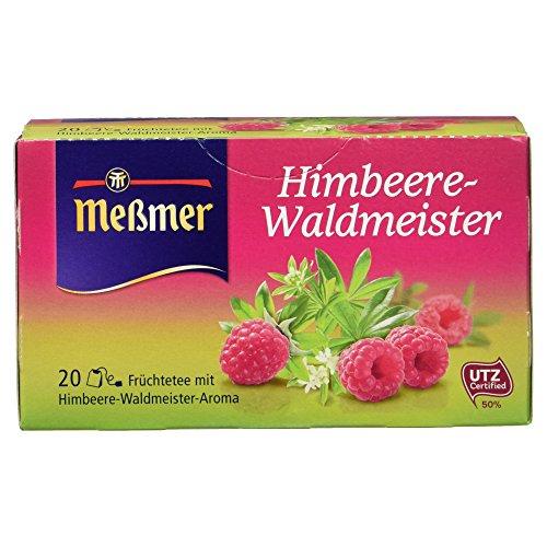 Meßmer Himbeere-Waldmeister, 20 Teebeutel