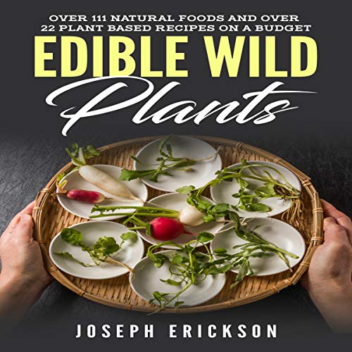 Edible Wild Plants  By  cover art