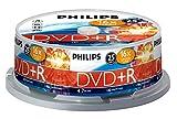 Philips Dvd+r 4.7GB - Confezione da 25...