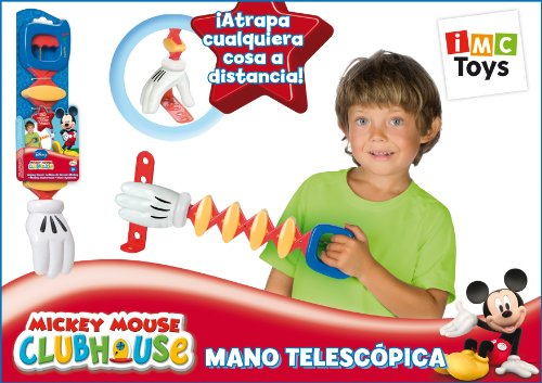 IMC Toys - 180192 - Jeu Educatif Premier Age - Eveil - Main de Secours - Mickey