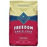 Blue Buffalo Freedom Grain Free Recipe for Dog, Beef Recipe, 24 lb