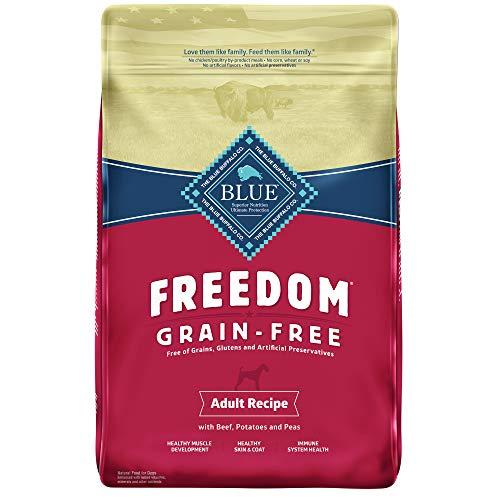 Blue Buffalo Freedom Grain Free Recipe for Dog,...