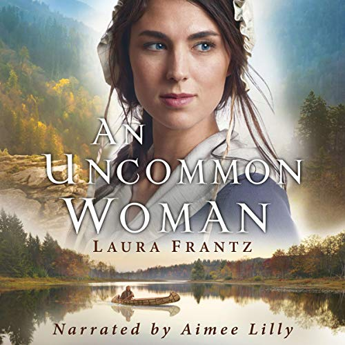 An Uncommon Woman audiobook cover art