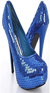 All Over Sequins Closed Toe Wedges Women Pumps Platform Wedding Bride High Heels