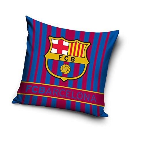 FCB FC Barcelona kussensloop 40x40cm Pillowcase - housse de Coussin - funda de almohada - vea