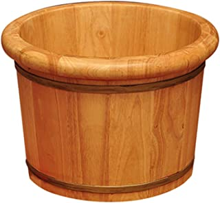 Qing MEI Foot Tub, Foot Bath Barrel, Household Basin Thickened Without Cover A++
