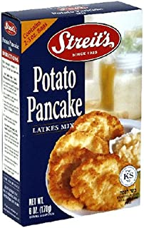 Best streit's potato pancake mix Reviews
