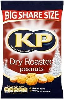 KP - Dry Roasted Peanuts - 500g