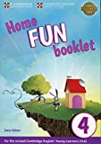 Storyfun. Level 4. Home fun booklet. Per la Scuola media