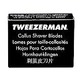 Tweezerman 20 Recambios Cortacallos 2 Posiciones (Cortacallos Ref. 5064-R) - 1 Recambio