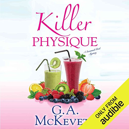Killer Physique audiobook cover art