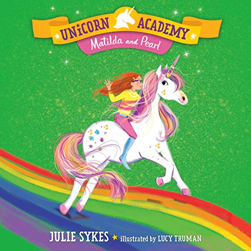 Matilda and Pearl Audiobook By Julie Sykes cover art
