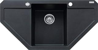 Franke Küchen-Spüle Maris MRG 612-E 114.0197.774 - Fragranit Onyx