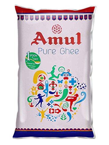 Amul Pure Ghee Pouch, 1L