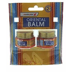 Masterplast Oriental Balm Warming & Massaging Muscle Rub Soothing Sensation