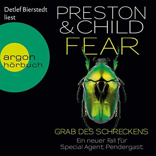 Fear: Grab des Schreckens audiobook cover art