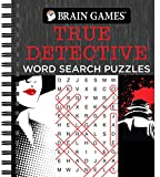 Brain Games - True Detective Word Search Puzzles