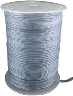 ARRICRAFT 1 Roll Sparkle Sheer Soft Organza Ribbon 1/4