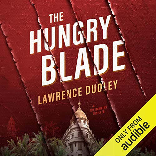 The Hungry Blade audiobook cover art