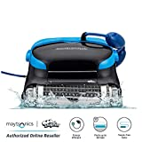 Dolphin Nautilus CC Plus Automatic Robotic Pool Cleaner with Easy To Clean Large Top Load Filter Cartridges and...