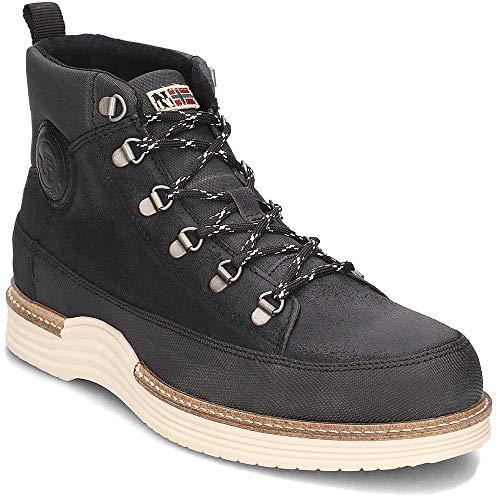 Napapijri Footwear Herren Edmund Desert Boots, Grau (Dark Grey N88), 41 EU