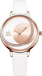 Women Watches Leather Band Luxury Quartz Watches Girls Ladies Wristwatch Relogio Feminino Mother Daughter Gift