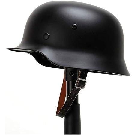 Kayheng Ww2 Helm Weltkrieg Deutscher Elite Wh Army M35 M1935 Stahlhelm Zweiter Weltkrieg Schutzhelm Mit Lederfutter Stahlhelm Sport Freizeit