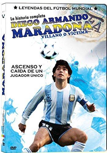 Maradona, la historia completa [DVD]