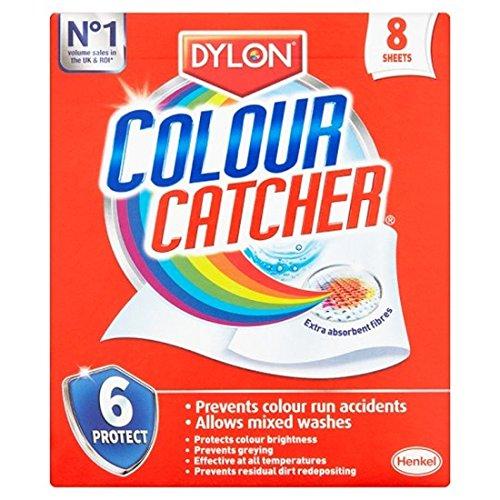 Dylon Farbe Catcher 8Blatt–verhindert Farbe Run Unfälle & ermöglicht gemischten...