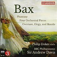 Bax: Four Orchestral Pieces