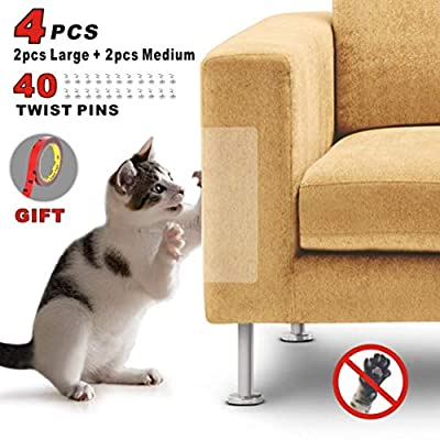 Idepet Furniture Protector from Cats, Couch Cat...