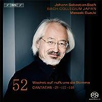 V 52: Cantatas by J.S. BACH (2012-12-18)