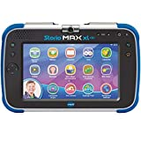 VTech – Tablette Storio Max XL 2. bleue – Tablette enfant 7 pouces, 1% éducative - Version FR