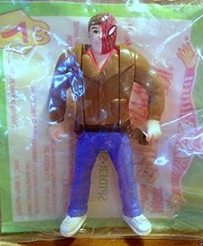 Spider Sense Peter Parker Spiderman Figurine McDonalds Happy Meal Toy #7 1995