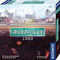 Greenville 1989: kommunikationsspiel in der Mystery-Welt