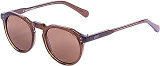 Ocean Sunglasses Cyclops-Gafas de Sol, Color marrón Transparente/Brown Lens