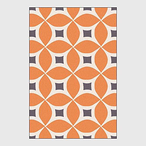 Modern Style Teppiche Wohnzimmer Teppich waschbar Geeignet für Schlafzimmer und Heim Laminatböden - Große Größen (160 * 230cm),60 * 90cm